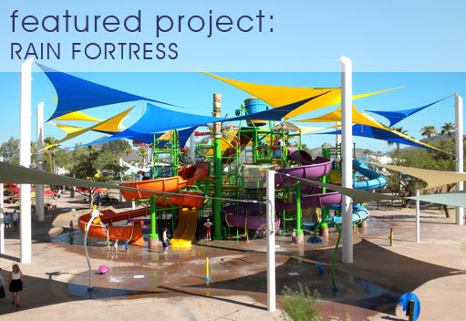Park and Playground Designs | Playground Shade Structures ...